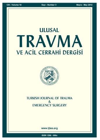 Travma 2012 3 By Karepublishing Issuu