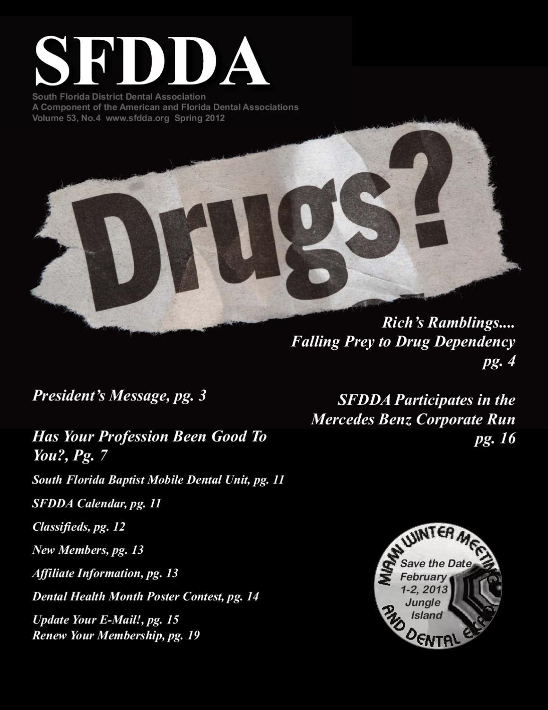 SFDDA Spring Issue by South Florida District Dental
