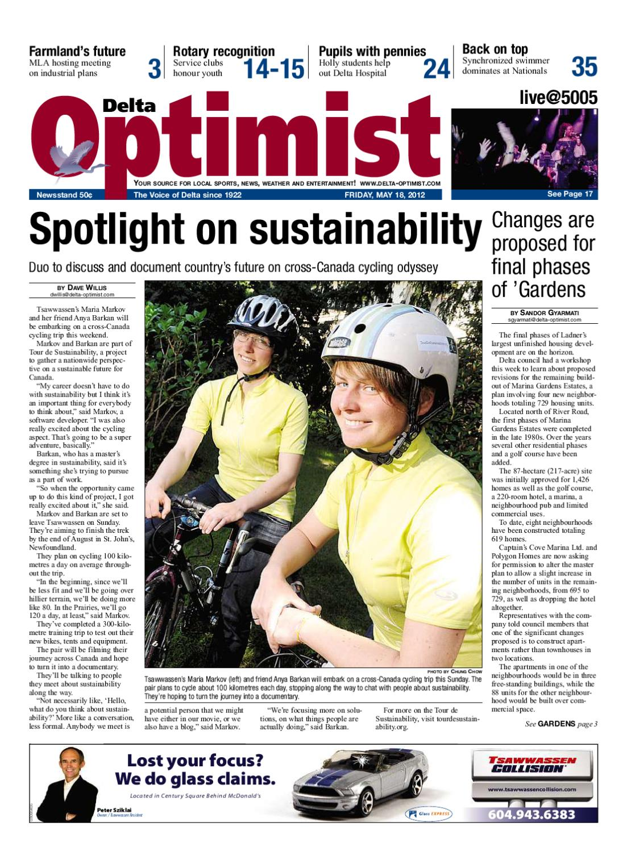Delta optimist may 18 2012
