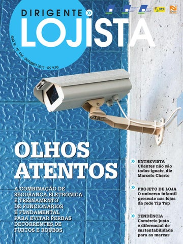 6f6cb130a Dirigente Lojista 444 by Revista Empreendedor Varejo - issuu