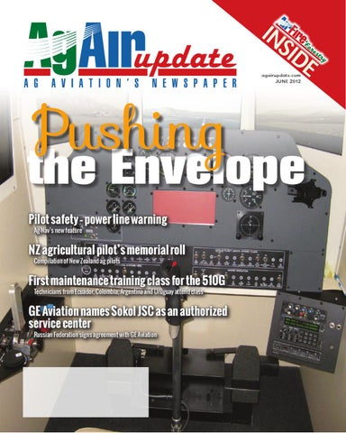 June 2012 Edition In English By AgAir Update Issuu