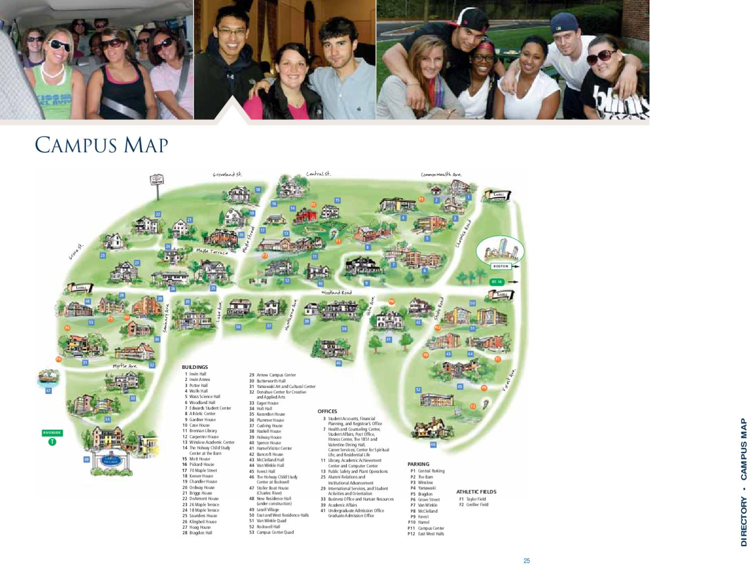 Lasell College Welcome Packet 2012 By Lasell College Issuu