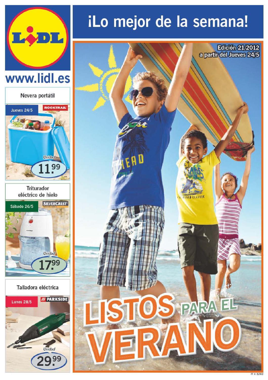 Cat logo virtual lidl especial ropa de verano piscinas for Piscina lidl