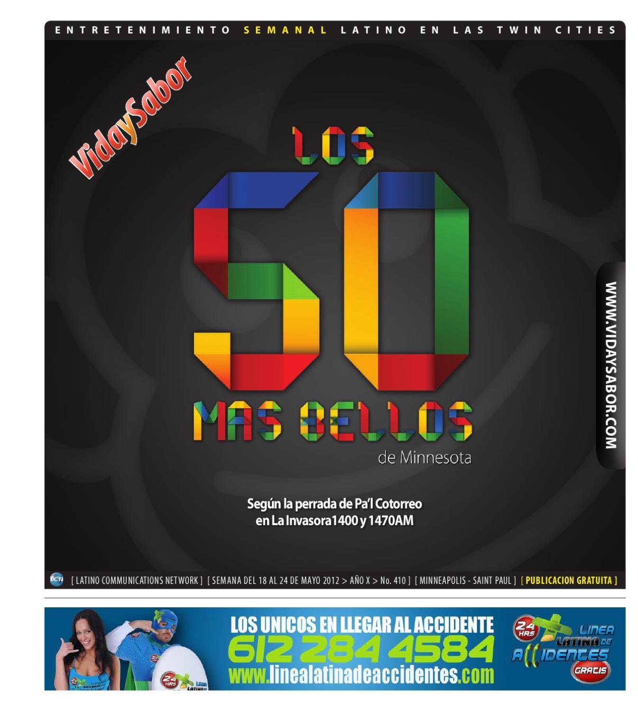 Vida y Sabor - 410 by Latino Communications Network LLC - issuu