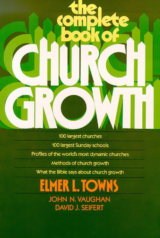 the complete book of church growth by danny gilbert issuu rh issuu com Church Anniversary Program Celebrations Church Anniversary Celebration Ideas
