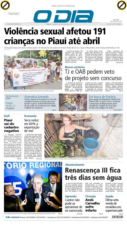 90bba7f373 JORNAL O DIA by Jornal O Dia - issuu