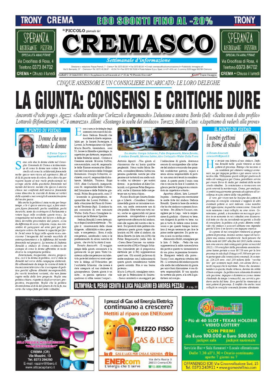 Il Piccolo Giornale del Cremasco by promedia promedia - issuu a16e4ecdb44