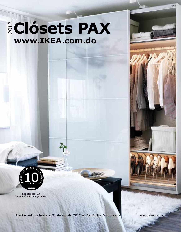 Catalogo de closets ikea by mar alvarez issuu for Catalogo de closets