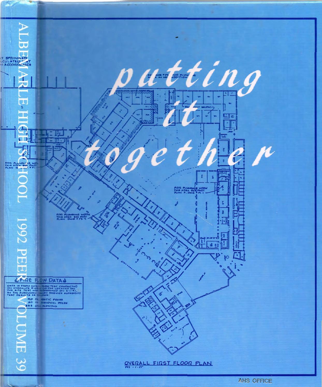 1992 Albemarle High School Peer By Stan Maupin Issuu Subaru Kes Diagram