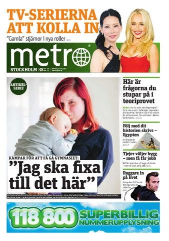 Kopsugna svenskar trotsar krisen