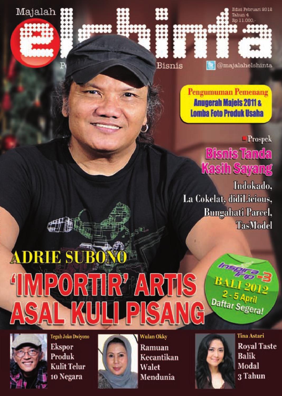 Majalah Elshinta Edisi Februari 2012 By Niko Areasto Issuu Produk Ukm Bumn Songket Durian