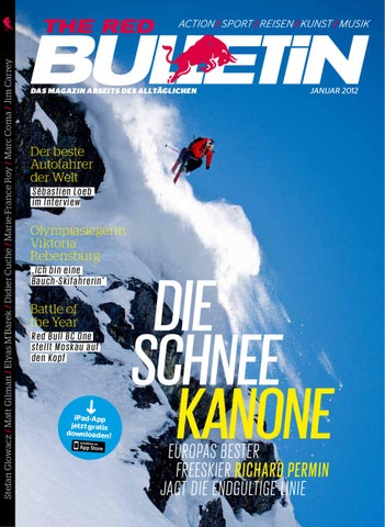 The Red Bulletin_1201_DE by Red Bull Media House issuu