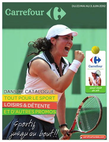 Catalogue Carrefour - des prix foot by Carrefour Tunisie - issuu