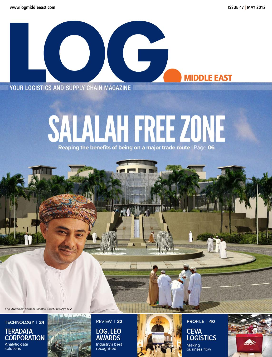 Log  Middle East May 2012 Issue 47 by Gutenberg Publishing