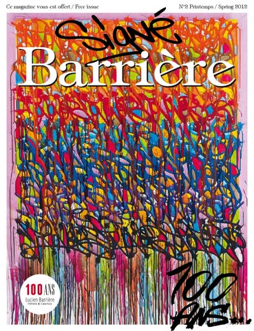 d26675ae3060 Signé Barrière 2 by alexandre benyamine - issuu
