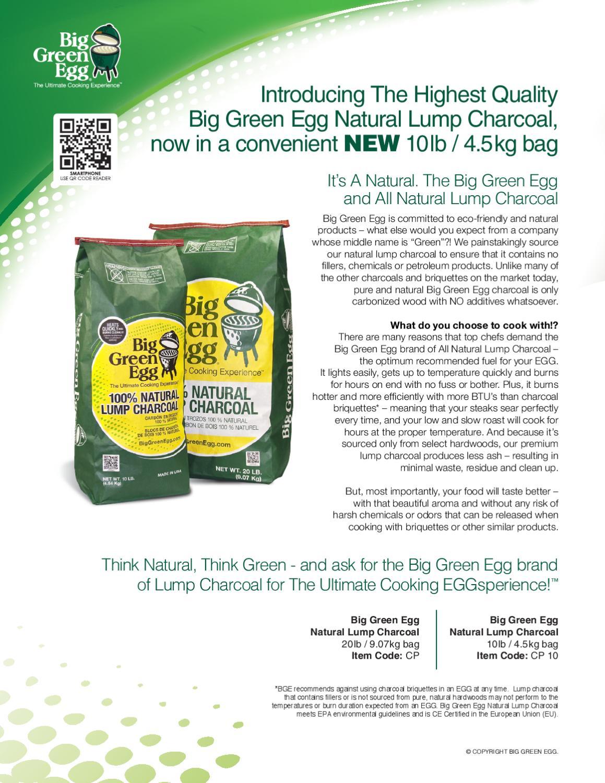 big green egg charcoal by big green egg issuu. Black Bedroom Furniture Sets. Home Design Ideas