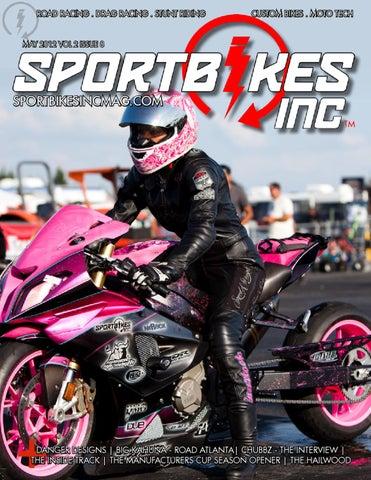 SportBikes Inc Magazine May 2012 (Volume 2 019415d5db2