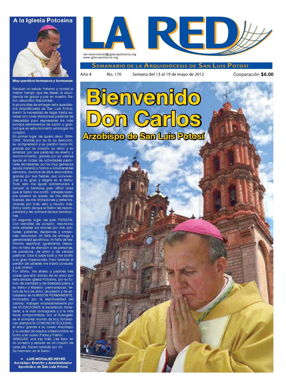 Edición 170 by Iglesia Potosina - issuu