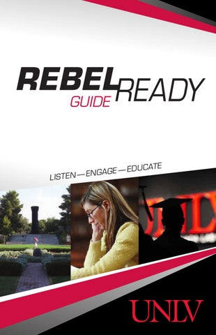 Rebel Ready Guide 2012 By Unlv Division Of Educational Outreach Issuu We found that unlv.bncollege.com is a pretty popular website with good traffic. issuu