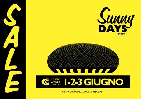Sunny Days 1-2-3 Giugno 2012 by Centro Ovale Chiasso - issuu cf511c373b3