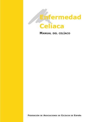 MANUAL DEL CELIACO by formacion axarquia - issuu