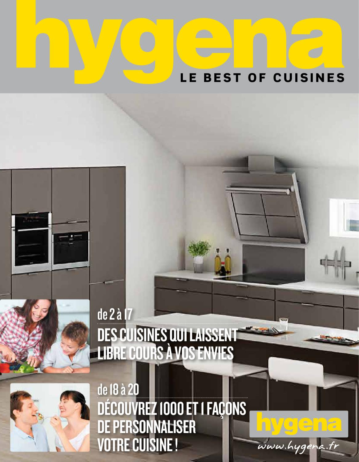 catalogue hygena mai 2012 by hygena cuisines issuu. Black Bedroom Furniture Sets. Home Design Ideas
