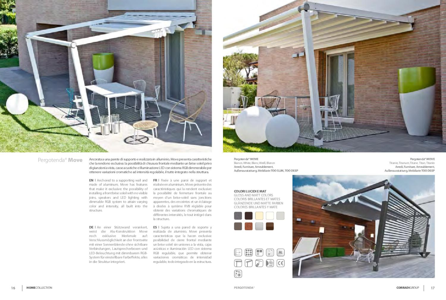 Corradi outdoor living space by benny nieuwland issuu