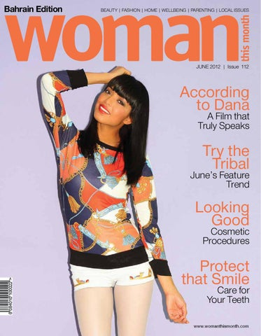 5a9884b5900ad Woman This Month - June 2012 by Red House Marketing - issuu