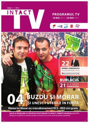 Intact TV Nr  3 by Comunicare com - issuu