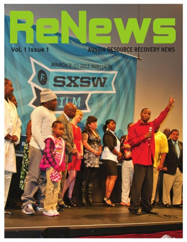 Renews Issue 1 By Austin Recycles Issuu