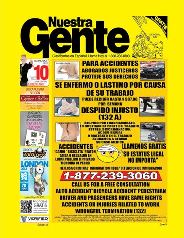 Nuestra Gente Edicion 21 Zona 9 by Nuestra Gente - issuu e77b02a80ad3