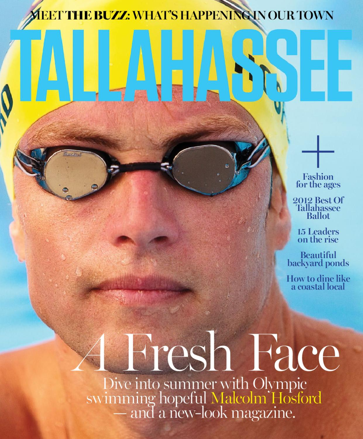3a612ef19cc Tallahassee Magazine - May June 2012 by Rowland Publishing
