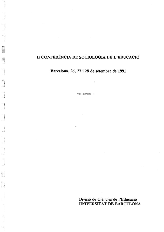 1991 Ii Cse Barcelona Vol1 By Ase Issuu