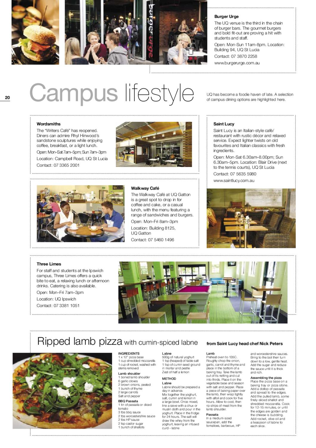 UQ News 602 by University of Queensland - issuu