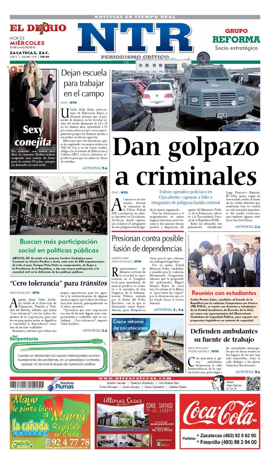 cff82d72c El Diario NTR by NTR Medios de Comunicación - issuu