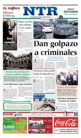 El Diario NTR by NTR Medios de Comunicación - issuu 4ba2b16197ee