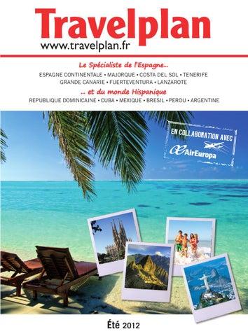 951c80917e23a Travelplan Francia Verano 2012 by Globalia - issuu