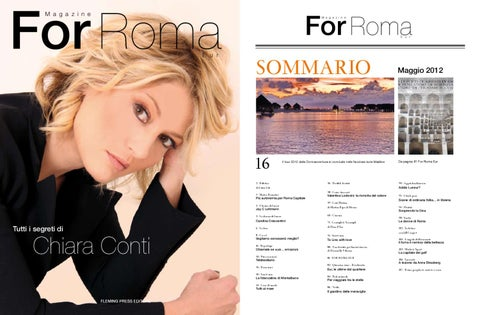 For Roma eur maggio 2012 by 4mag magazine - issuu 18d18ee8ccd