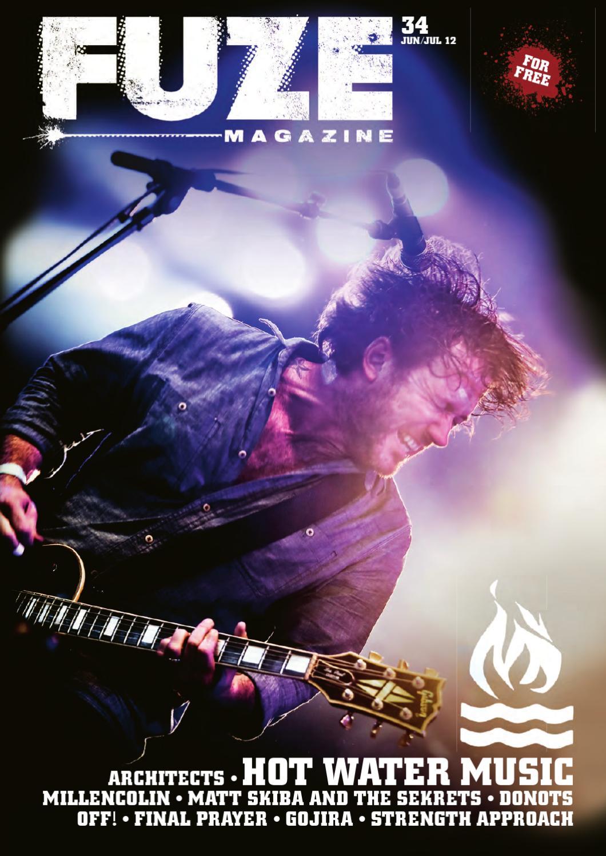 Fuze Magazine 25 by Fuze Magazine   issuu