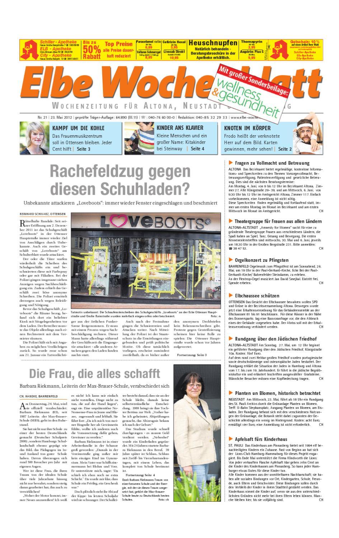 Altona KW21 by Elbe Wochenblatt Verlagsgesellschaft mbH & Co.KG - issuu