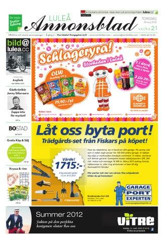 the best attitude f51a8 2f386 Norrbottens Annonsblad - Lulea 2012 v.21 by Svenska Civildatalogerna ...