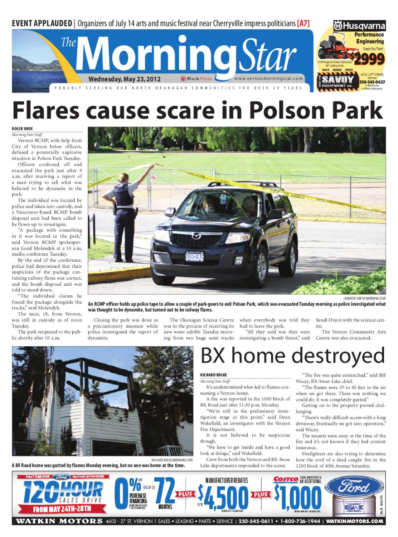 Vernon Morning Star May 23 2012 By Black Press Issuu Ac Compressor Wiring Plug Pigtail 9299 Vw Jetta Golf Gti Passat