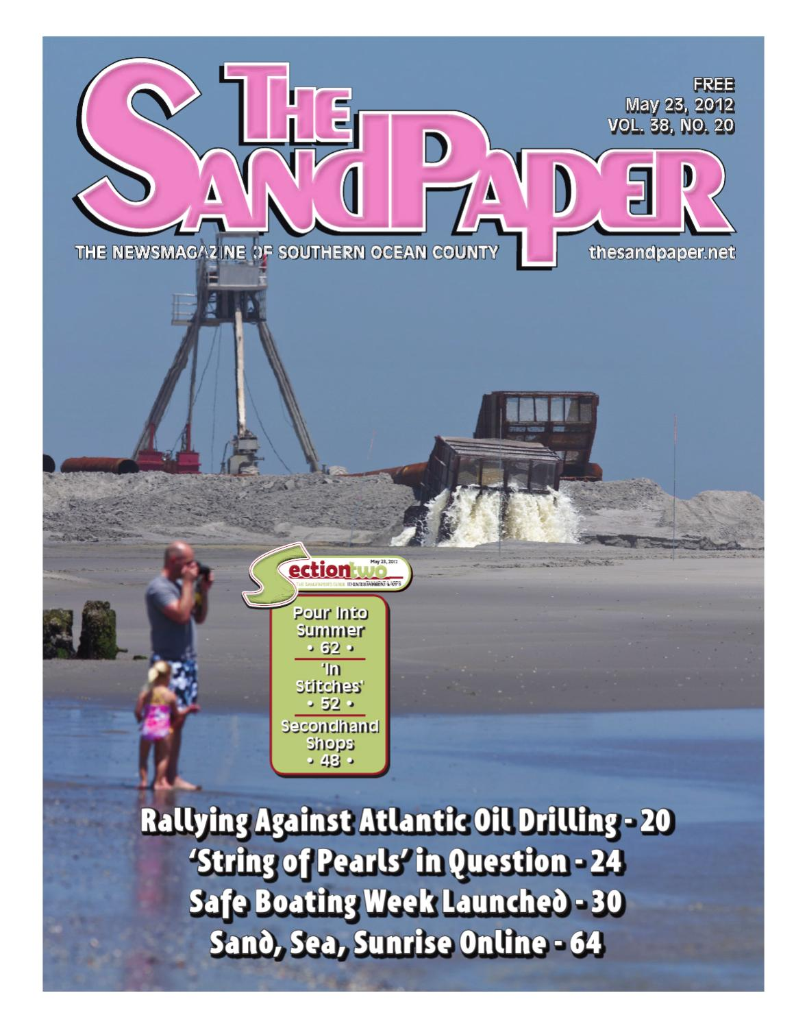 The Sandpaper May 23 2012 Vol 38 No 20 By Issuu Polo Milano Central Park Ny Hardcase Travel Luggage Putih