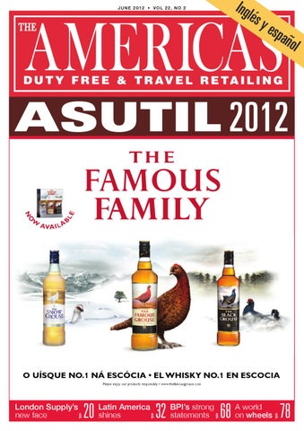 8a60f36134 AMERICAS DUTY FREE by Global Marketing Company Ltd - issuu