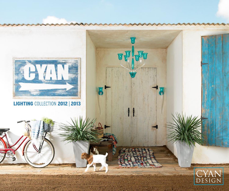 Cyan Design 04604 Turner Chandelier