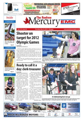 59cff36f3dde2 Renfrew Mercury EMC by Metroland East - Renfrew Mercury - issuu
