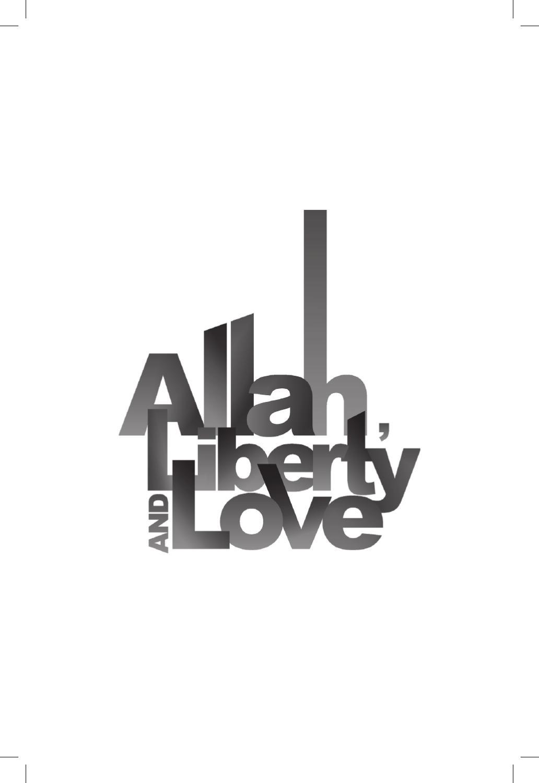 Allah Liberty And Love By Baca Nyok Issuu