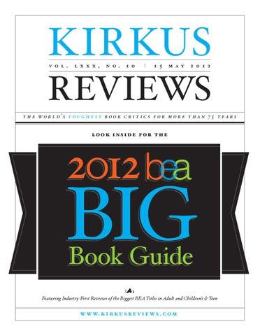 reputable site edb2b 29517 November 01, 2012  Volume LXXX, No 21 by Kirkus Reviews - issuu