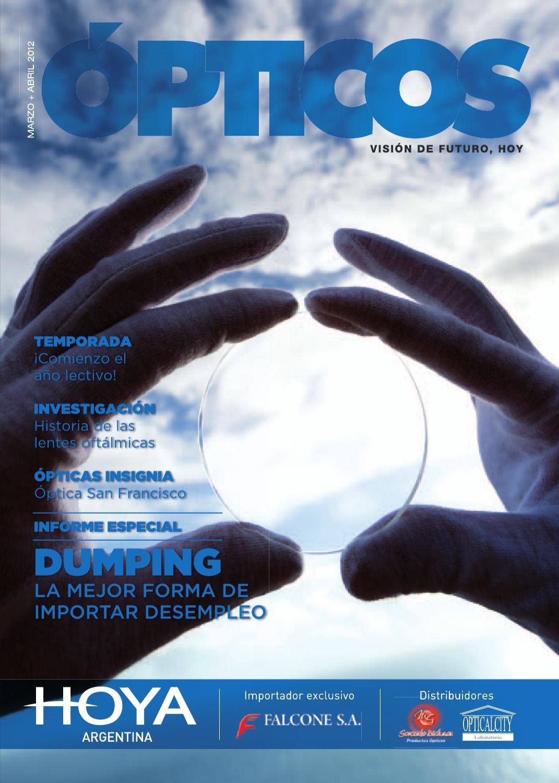 15ec09eedd Revista Ópticos Nro. 25 by Julian Montagna - issuu