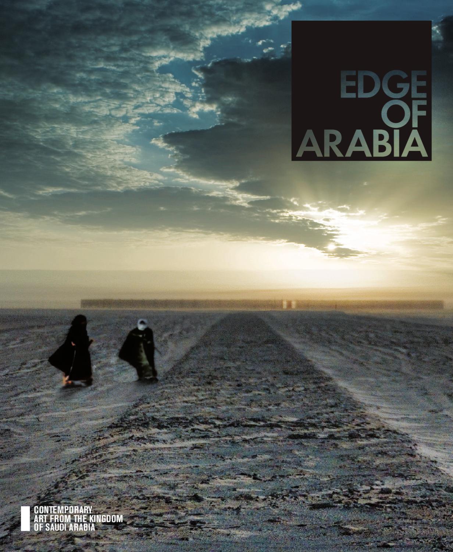 320d33195546d Edge of Arabia  Contemporary Art from the Kingdom of Saudi Arabia by Edge  of Arabia - issuu